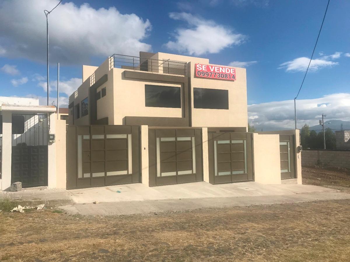 casa de venta en izamba urb  el aeropuerto