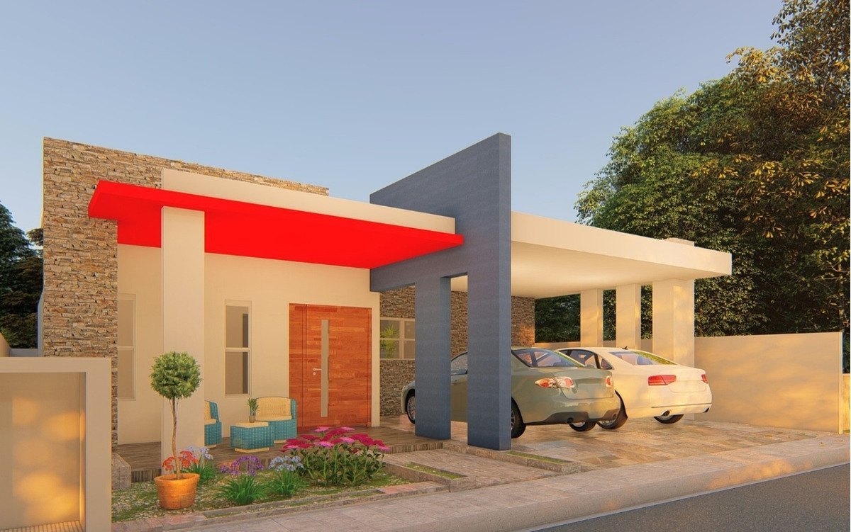 casa de venta en pontezuela tamboril santiago, wpc19 t