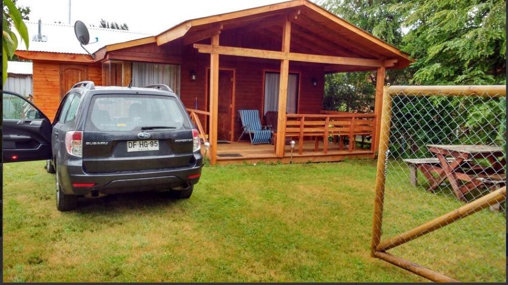 casa de veraneo a una cuadra y media de lago calafquen lican