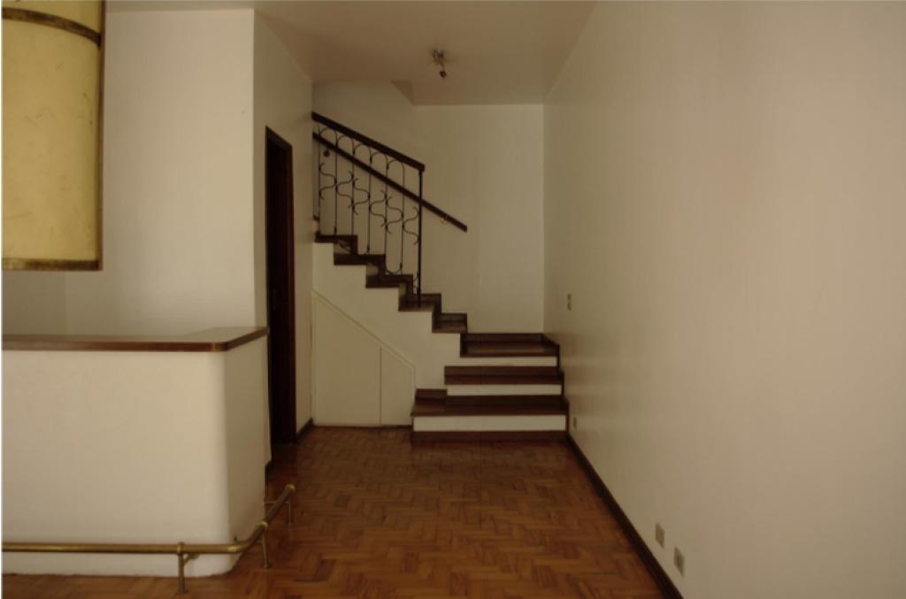 casa de vila brooklin  - são paulo - ref: 485746