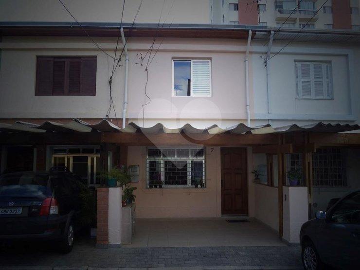 casa de vila com 2 dorm e 3 vagas, na vila leopoldina. - 85-im213609