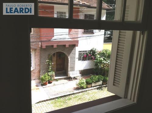 casa de vila jardim américa  - são paulo - ref: 500327