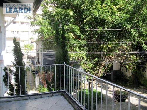 casa de vila jardim américa  - são paulo - ref: 509216