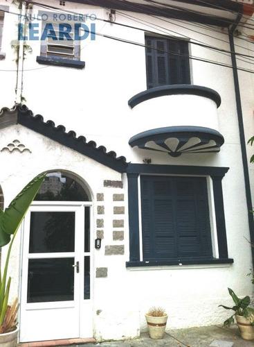 casa de vila jardim paulista  - são paulo - ref: 498619