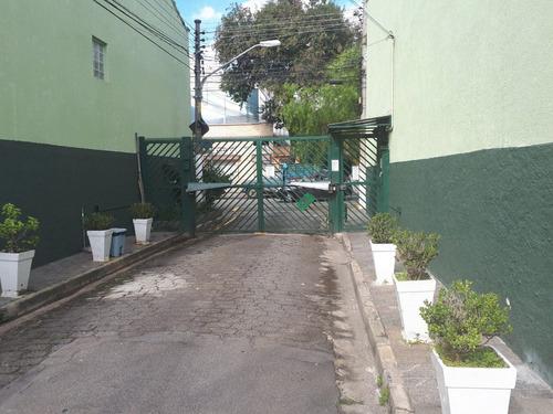 casa de vila na mooca - rua isabel dias - vila fechada