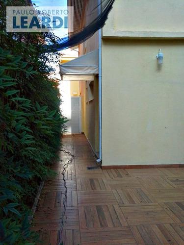 casa de vila paraíso  - são paulo - ref: 551469