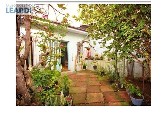 casa de vila perdizes  - são paulo - ref: 479957