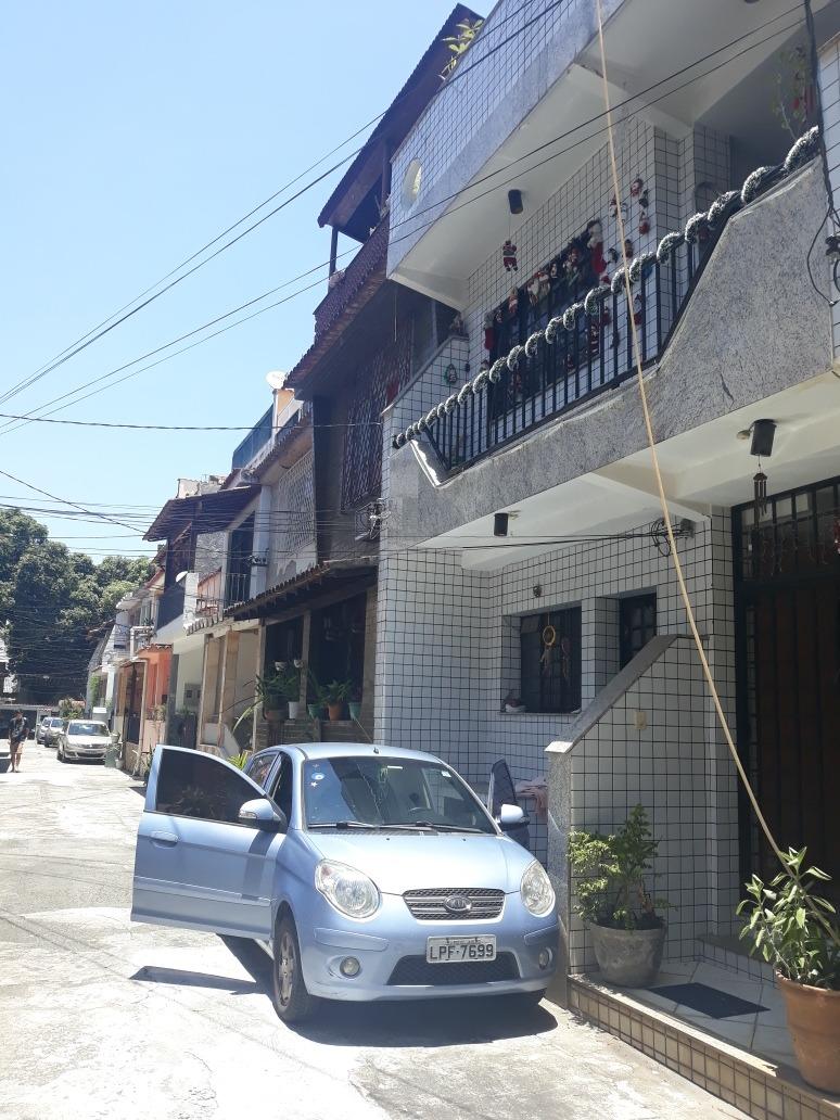 casa de vila perto shop tijuca e bares
