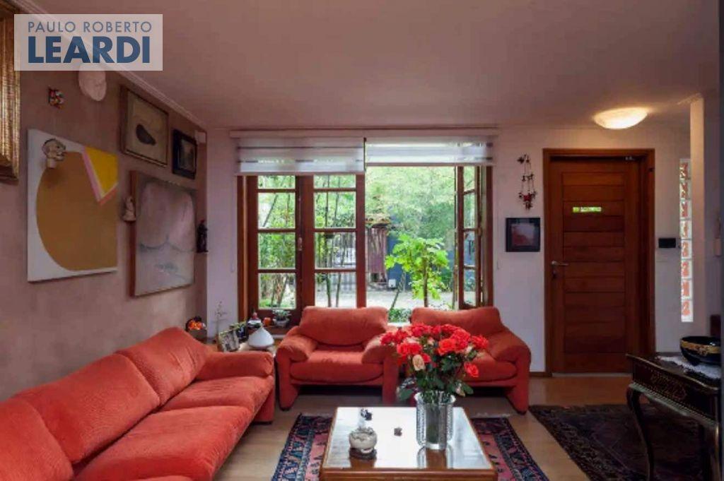 casa de vila vila olímpia  - são paulo - ref: 560142