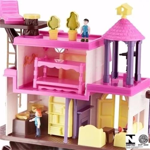 casa del arbol casa de muñecas gigante con muebles lionels