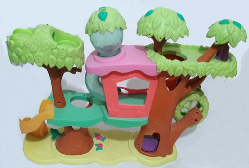 casa del arbol littlest petshop