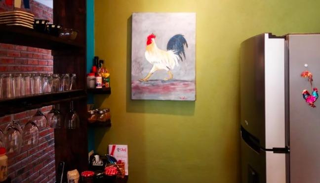casa del gallo