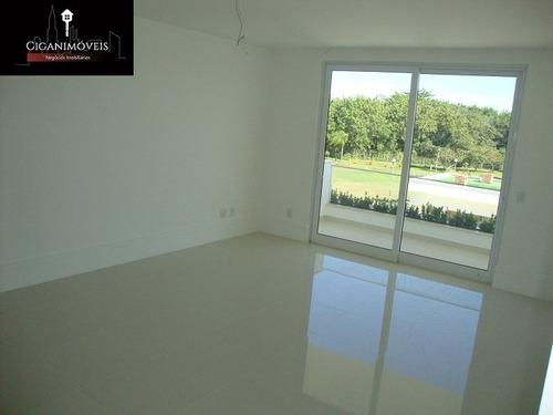 casa del lago - 5 suites - 840m² - 030f