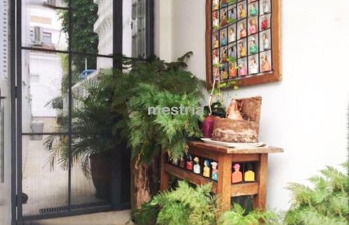 casa deliciosa com piscina, jardim, edícula! iluminada e arejada! - di34876