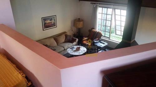 casa deliciosa e aconchegante - ca0134