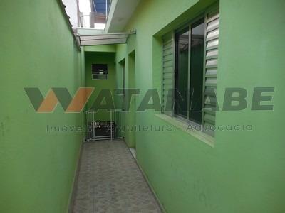 casa dependente para locação no jd tiete - ref 13030