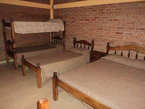 casa depto (2) para 4 y 5 personas  con baños privados