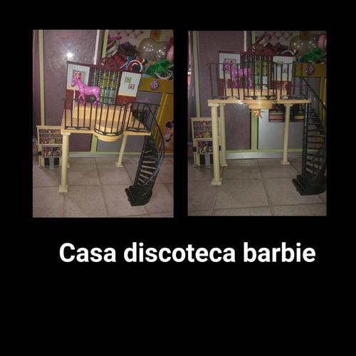 casa discoteca barbie