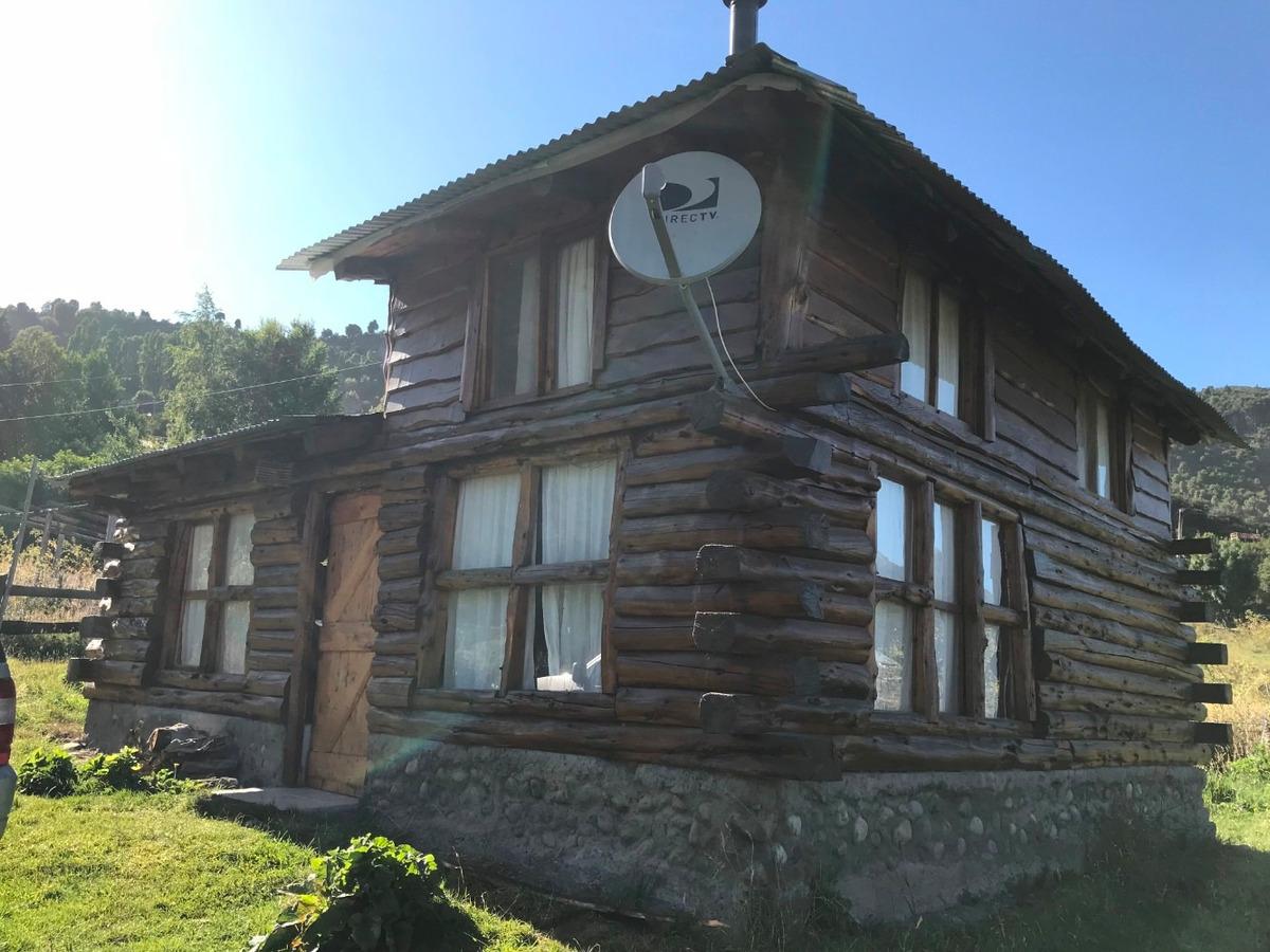 casa dos habitaciones carrenleufu patagonia