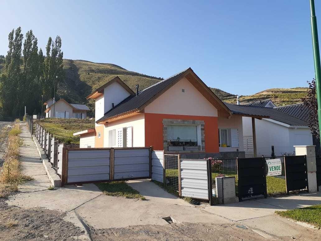 casa dos habitaciones, esquel, chubut patagonia