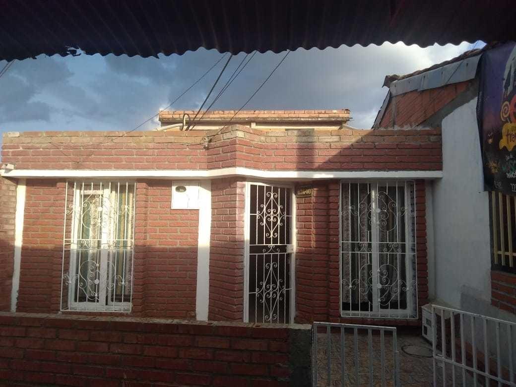 casa dos pisos barrio el trebol