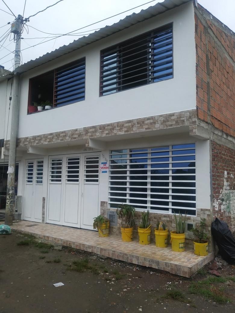 casa dos plantas independientes