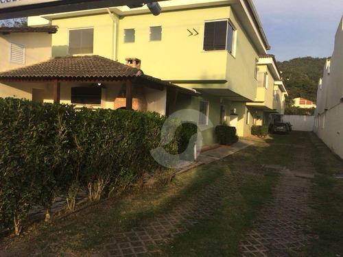 casa duplex 03 quartos na via principal do engenho do mato - ca1318