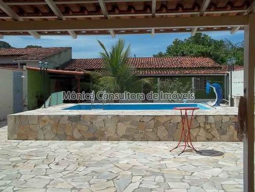 casa duplex, 4 quartos, piscina e edícula perto da lagoa em
