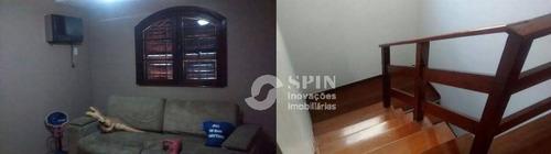 casa duplex 5 quartos, 3 vagas com piscina e churrasqueira - ca0196