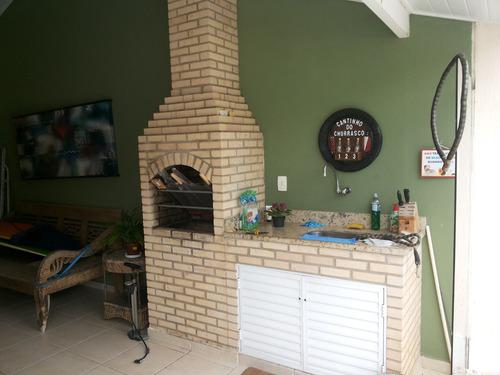 casa duplex 5 suites - recreio cond.  fechado com segurança