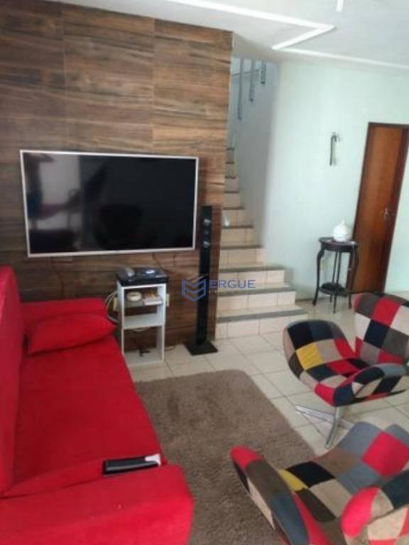 casa duplex 8 x 25 com 2 suítes - maraponga - fortaleza/ce - ca0735
