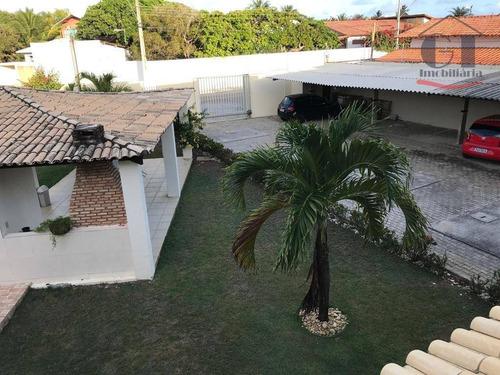 casa duplex a aproximadamente 300 metros da praia de aruana - ca0300