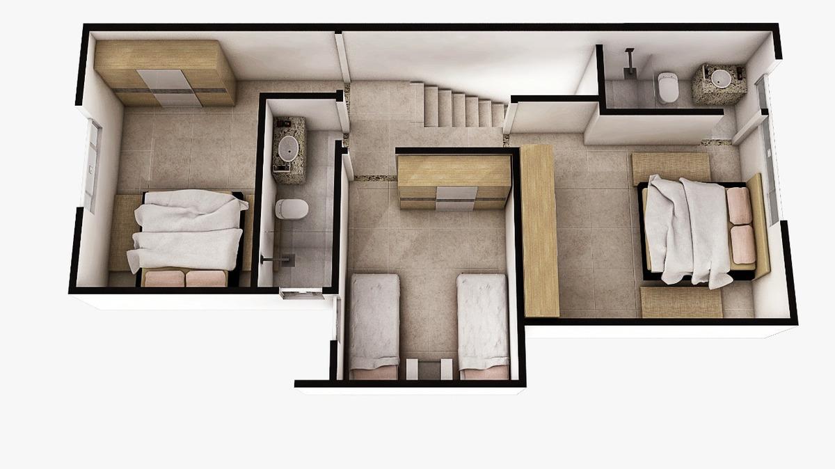 casa duplex - belvedere - 544