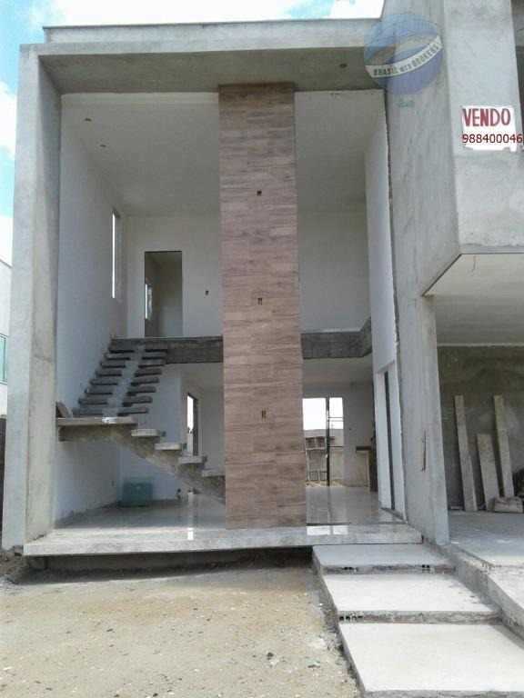 casa duplex com 186m², 3 suítes com closet, piso em porcelanato - novo leblon - ca0047