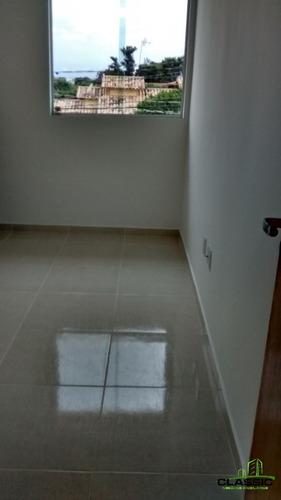 casa duplex com 2 quartos para comprar no santa mônica em belo horizonte/mg - 2803