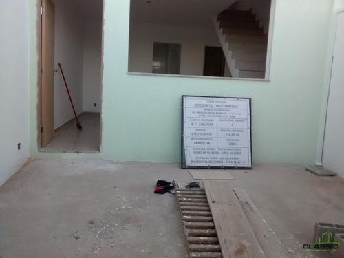 casa duplex com 2 quartos para comprar no xangri-lá em contagem/mg - 2868