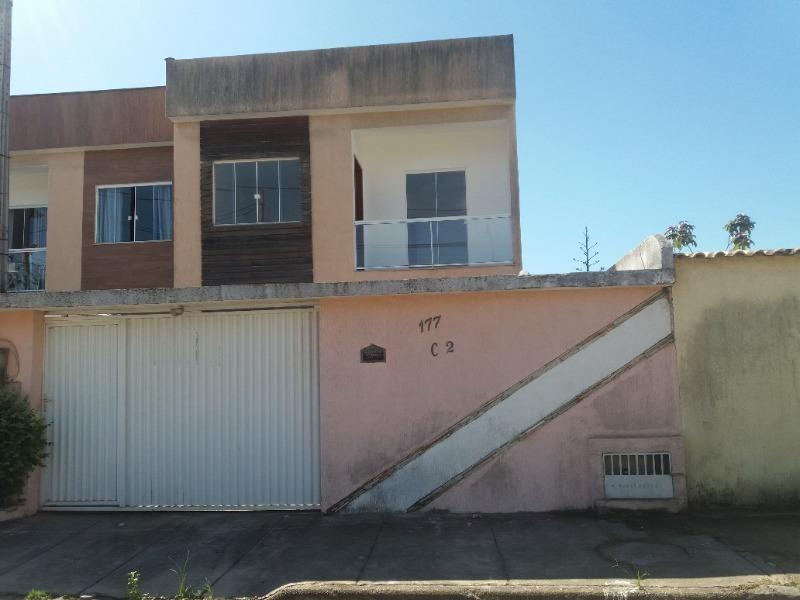 casa duplex com 3 quartos e quintal a venda em rio das ostras - 672 - 34778046