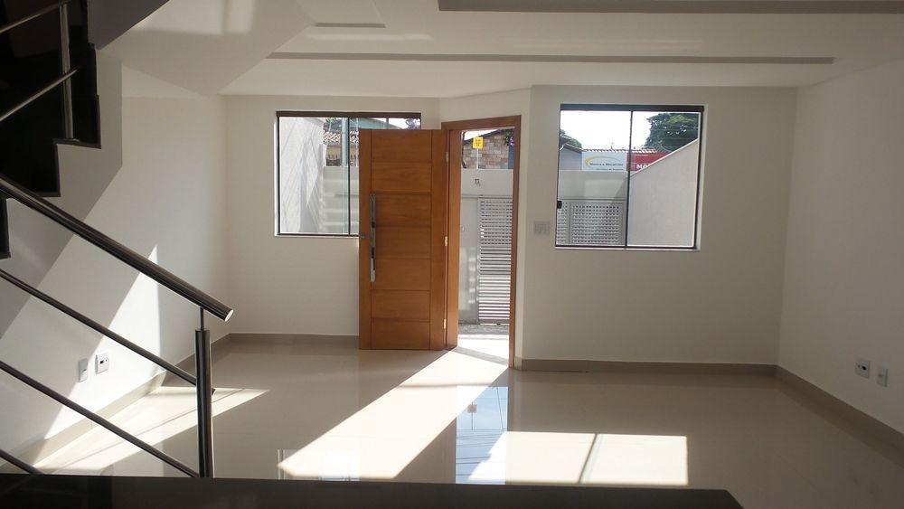 casa duplex com 3 quartos para comprar no santa branca em belo horizonte/mg - 1825
