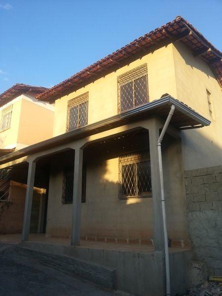 casa duplex com 3 quartos para comprar no santa mônica em belo horizonte/mg - 591