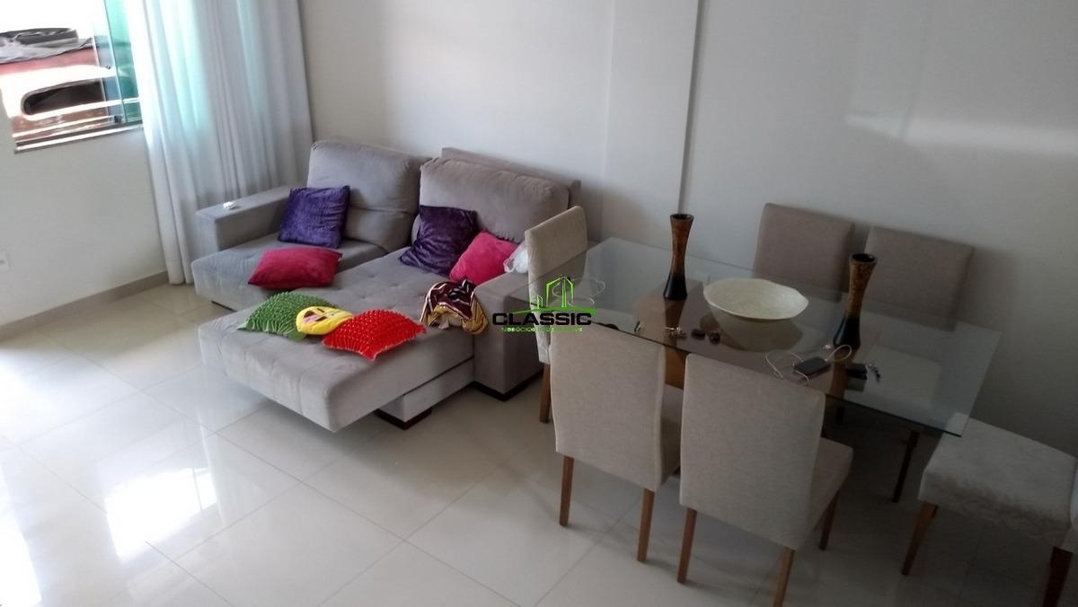casa duplex com 3 quartos para comprar no são joão batista (venda nova) em belo horizonte/mg - 2907
