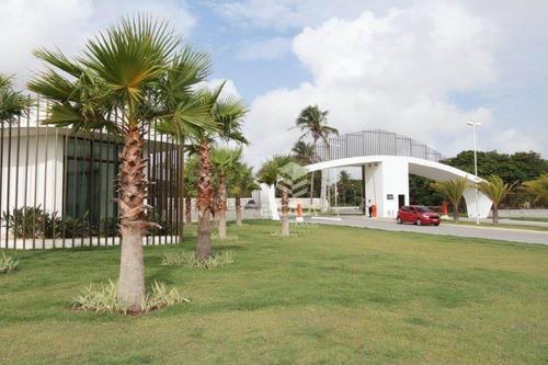 casa duplex com 3 quartos à venda, 161 m², área de lazer, condomínio fechado, financia  - mangabeira - eusébio/ce - ca0312