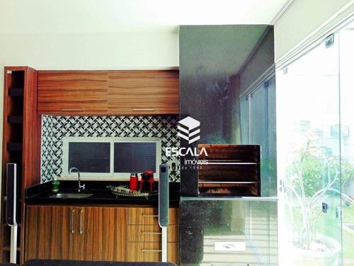 casa duplex com 3 quartos à venda, 220 m², 3 vagas, área de lazer - sapiranga - fortaleza/ce - ca0214
