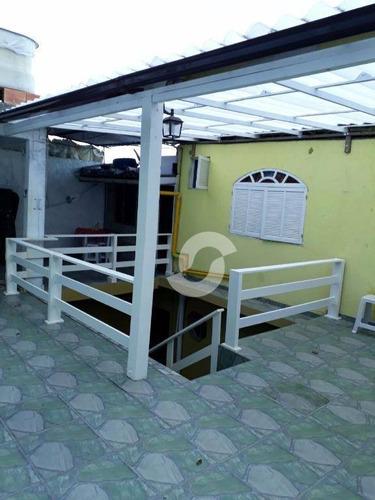 casa duplex com 4 quartos e duas suítes - ca0388