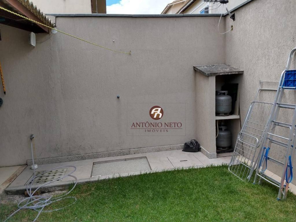 casa duplex com 4 suítes à venda, 220 m² por r$ 750.000 - loteamento jardim de alice pereira - fortaleza/ce - ca0158