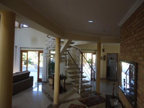 casa duplex cond. fechado na represa / piracaia  ch-089