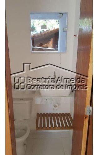 casa duplex de 2 quartos no condomínio inoã village