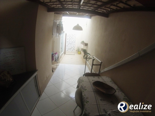 casa duplex de 3 quartos com área de lazer na praia do morro - ca00024 - 33728371
