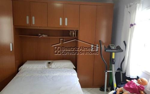 casa duplex de 3 quartos, sendo 2 suítes com closet, no colubandê - sg