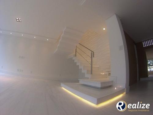 casa duplex de alto padrão de frente para o canal de guarapari - cn001 - 33341878