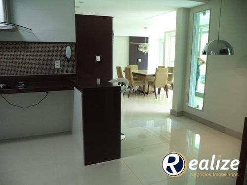casa duplex de cinema no bairro praia do morro em guarapari - ca00034 - 33341930